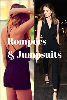 Romper-Jumpsuit
